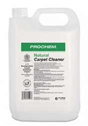 Natural Carpet Cleaner  Prochem